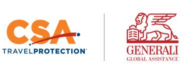 CSA Travel Protection & Generali Global Assisrance Logos